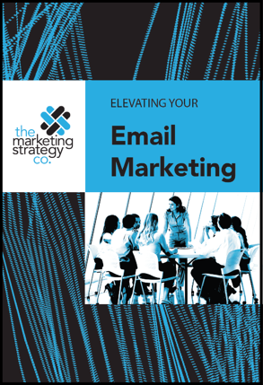 Elevating your Email Marketing Cover for LP